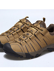 Men's Hiking Shoes Leather Taupe / Khaki
