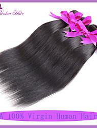 cheveux vierges péruvien prolongation droites 1 pcs 7a non transformés vierge péruvienne cheveux raides pas cher de cheveux humains