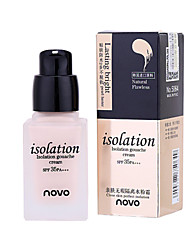 Flawless Skin-moisturizing Concealer Isolate Water Creme Liquid Foundation SPF Oil