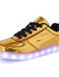Skateboarding Herren Schuhe Kunststoff Silber / Gold