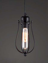 Tiny cages droplight Edison meals pendant lamp of restoring nt ways light clothing store chandeliers cafe