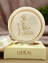1Pcs Selling Authentic Products Recommend Japan LIDEAL Soymilk Berserk Spirit Powder Pure Natural Not To Hurt The Skin