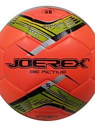 Joerex ® #5 PU Machine Sewing Training Soccer Ball Football JAB40496