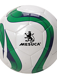 Mesuca ® Training Competition Hand Sewn PU Soccer Durable Football Gas Leak-proof MAB50113
