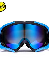 NANDN New Double Layer Big Lens Skiing Eyewear Ski Glasses Goggles Snowboard Goggles Men Women Snow Ski Googles NH8004