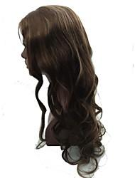 perucas de cabelo humano com glueless laço completo&rendas tampa frontal 8-24inch cinco cores em estoque