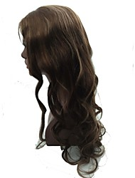 pelucas de cabello humano con cordón lleno glueless&encaje tapa delantera 8-24inch cinco colores en stock