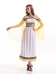Zentai - Feminino - de Halloween / Carnaval / Ano Novo - Fantasias de Filme e Tema de TV / Fantasias Egípcias / Etnico e Religioso -