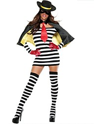 New!Hallween Female Masked Of Zorro Costumes/Women's Pirate Costumes For Womenfor Carnival