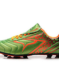 Zapatos Fútbol Sintético Negro Mujer