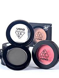 New NOVO® 15 Eyeshadow Dry Eyeshadow Palette Powder Normal 1Pc