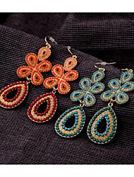 Alloy Earring drop Earrings Wedding / Party / Casual 2pcs