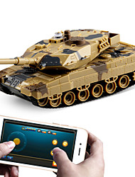 HuanQi - 4-kanaals - iPhone / Android - RC Tanks -