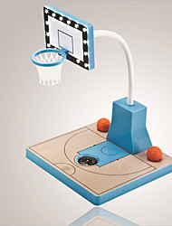 16*15*24CM Creative Touch Switch Led Basketball Stand Lamp Energy Diy Small Night LightsLamp Led