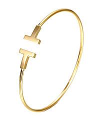 Pulseiras Algema Aço Inoxidável 18K ouro Original Moda Jóias Dourado Prata Ouro Rose Jóias 1peça
