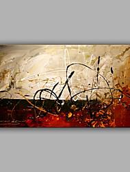 pintura a óleo abstrata pintura esticada