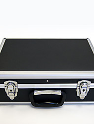 BaseKey Tattoo Black Large Aluminum Box With  Nail L01