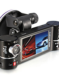 CAR DVD - 5.0 MP CMOS - 2592 x 1944 - para Vídeo OUT / GPS / Wide Angle / 1080P / HD / Anti-Choque