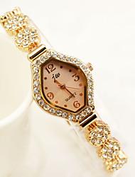 JW женщина моды алмазов часы