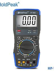 LCD digitale display handmatige range multimeter multifunctionele elektrische instrument holdpeak hp-760A