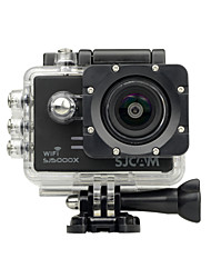 SJCAM SJ5000X Sports Action Camera 12MP 4000 x 3000 WiFi / Waterproof / Anti-Shock / Wide Angle 60fps / 30fps / 120fps / 24fps 8x-5/3 /