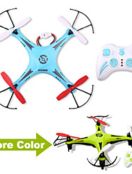 drone quadcopter met gyro dron 6axis 2.4g 4channels quadrocopter rc helicopter afstandsbediening speelgoed