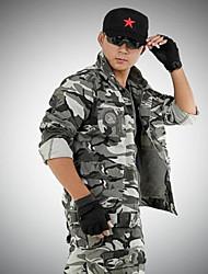 Unisexe - Ensemble de Vêtements/Tenus ( Camouflage ) -Respirable / Résistant aux ultraviolets / Vestimentaire / Pare-vent / mèche / La