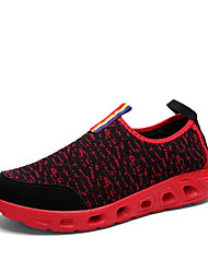 Women's / Men's Running Shoes Tulle / Fabric Black / Blue / Red / Gray
