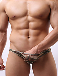 Men sexy sexy underwear briefs transparent.