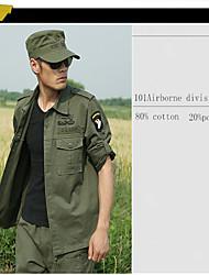 Unisexe - Ensemble de Vêtements/Tenus ( Olive ) -Respirable / Résistant aux ultraviolets / Vestimentaire / Pare-vent / La peau 3 densités