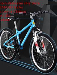 "SoLoMo 24 ""Cadre aluminium 21 vitesses montagne Shimano Bike"