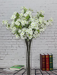 High-Grade Cherry Blossoms Simulation Flower Artificial Flower Home Decoration