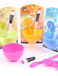 Beauty DIY Hand/Face/Foot Mask Set(Random Color)