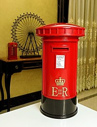 ecvision retrò Londra casella di posta USB progettato condotto notte lampada di tocco dimmerabile