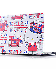 Hello Kitty Style PC Materials Hollow Out Hard Cover Case For MacBook