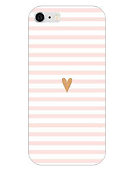 Pink Love Pattern Back Case for iPhone 6s 6 Plus