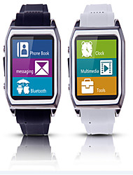tw530d Dual Bluetooth / Fernbedienung Musik&Kamera, kompatibel mit androide / ios System Smart Watch Phone