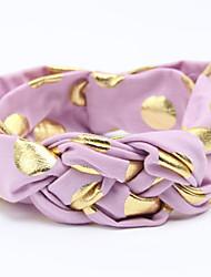 Kid's Lovely Cotton Knot Dots Headband(0-4Years Old)