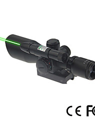 Зеленая лазерная указка - Фигурные фонари - Алюминиевый сплав