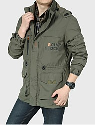 Men Outdoor oft Shell Fleece Jacket Waterproof Breathable Quick-Drying Jacket Ski Climbing Fishing Coat Clothing