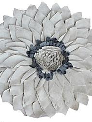 Sin Tejido Cobertor de Cojín , Novedad / GeométricaCasual / Retro / Oficina/ Negocios / Otros / Tradicional/Clásico / Detalle Decorativo