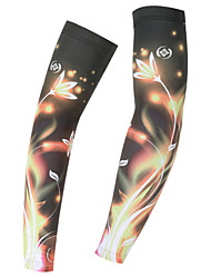 Arm Warmers BikeBreathable / Quick Dry / Ultraviolet Resistant / Anti-Eradiation / Antistatic / Limits Bacteria / Ultra Light Fabric /