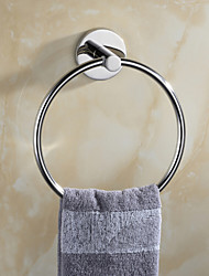 Bathroom Accessories Stainless steel Material Towel Rings