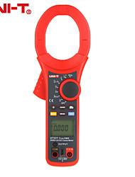 uni-t ut221 2000a True RMS Digital Clamp Meter LCD-Hintergrundbeleuchtung mit Frequenz&Arbeitszyklus-Test