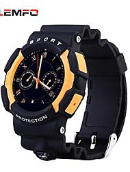 a10 esportes ao ar livre impermeável relógio inteligente com compasso aventura Bluetooth dispositivos smartwatchwearable para android Apple iOS