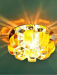 3 W 12*4.5Cm Crystal  Lamp Smd Led CreativeTube  Spotlight Absorb Dome Light