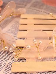 2016 Women's / Flower Girl's Organza Headpiece - Wedding / Special Occasion / Outdoor Headbands 1 Piece