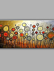 design floral da pintura a óleo