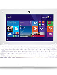 10,1-Zoll-Fenster 10 Netbook-Fach 2g + 32g 1024 * 600 mipi Intel baytrail-cr (Quad-Core) Intel HD Grafik (Gen7) w