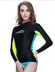 Diving Suit Jellyfish Body Lint Beach Surf Wear Female Snorkeling Long Sleeved Sun Bbathing Suit